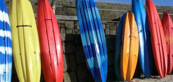 Excursion kayak Cova Tallada