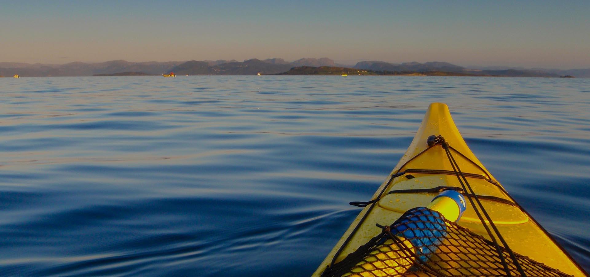 kayak en Dénia